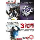 3 Game Pack: Saints Row 3 - Space Marine - Red Faction Armageddon