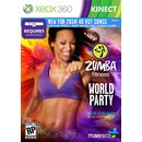 Zumba World Party Kinect Xbox 360