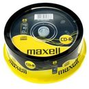 Mediu optic Maxell CD-R 700MB 52X 25 buc