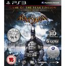 Batman Arkham Asylum Game of the Year PS3