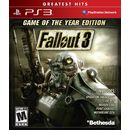 Fallout 3 Game of The Year Edition PS3