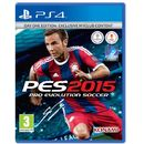 Pro Evolution Soccer 2015 D1 Edition PS4