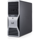 Desktop PC refurbished Dell Precision T7500 Xeon Dual Core E5502 1.87Ghz 4GB DDR3 FB DIMM 250GB Sata DVD ATI X1300 256 MB Tower Soft Preinstalat Windows 7 Professional