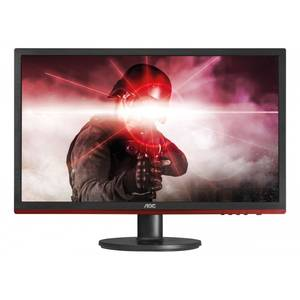 Monitor LED Gaming AOC G2460VQ6 24 inch 1ms Black Red
