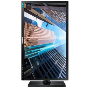 Monitor LED Samsung S24E650BW 24 inch 4ms Black
