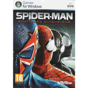 Joc PC Activision Spider-Man Shattered Dimensions