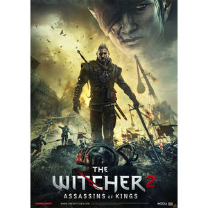 Joc PC Namco The Witcher 2 Assassins of Kings CD Key