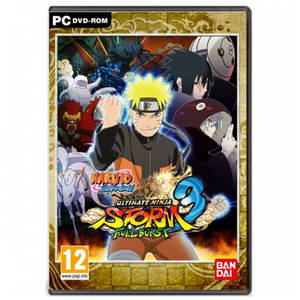 Joc PC Namco Bandai Naruto Ultimate Ninja Storm 3 Full Burst CD Key