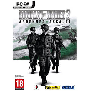 Joc PC Sega Company of Heroes 2 Ardennes Assault CD Key