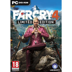 Joc PC Ubisoft Far Cry 4