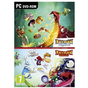 Joc PC Ubisoft Rayman Double Pack