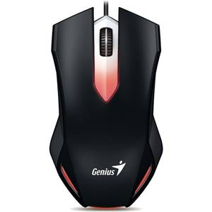 Mouse Genius X-G200 USB Black