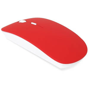 Mouse Omega Optical Wireless OM-446 Bluetooth Red