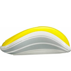 Mouse Rapoo Wireless Touch T120P Yellow