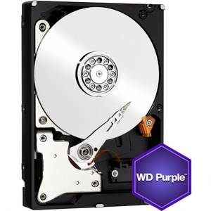 Hard disk Western Digital Purple 8TB SATA-III 3.5 inch 5400rpm 128MB