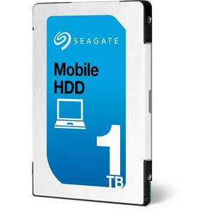 Hard disk laptop Seagate Mobile 1TB SATA-III 2.5 inch 5400rpm 128MB