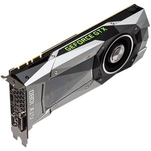 Placa video MSI nVidia GeForce GTX 1080 Founders Edition 8GB DDR5X 256bit