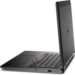 Laptop Dell Latitude E7470 14 inch Full HD Intel Core i7-6600U 8GB DDR4 512GB SSD FPR Windows 7 Pro upgrade Windows 10 Pro Black
