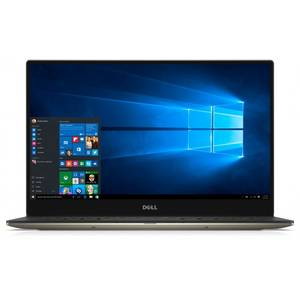 Laptop Dell XPS 13 9350 13.3 inch Quad HD+ Touch Intel Core i7-6560U 8GB DDR3 256GB SSD Windows 10 Gold