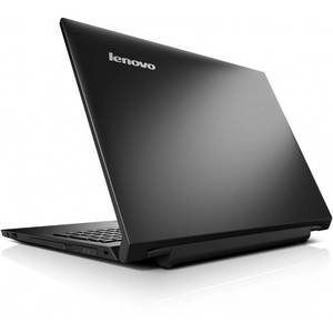 Laptop Lenovo B51-30 15.6 inch HD Intel Pentium N3710 4GB DDR3 500GB HDD FPR Black