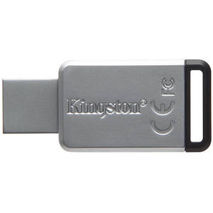 Memorie USB Kingston DataTraveler 50 128GB USB 3.1 Black