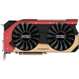 Placa video Gainward nVidia GeForce GTX 1060 Phoenix 6GB DDR5 192bit