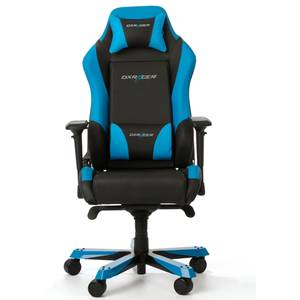 Scaun gaming DXRacer OH/IS11/NB Iron Black / Blue