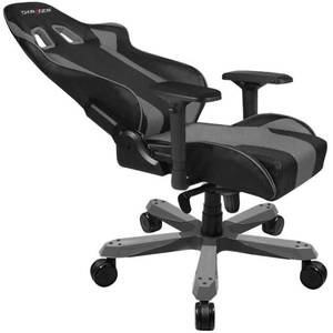Scaun gaming DXRacer OH/KB06/NG King Black / Grey