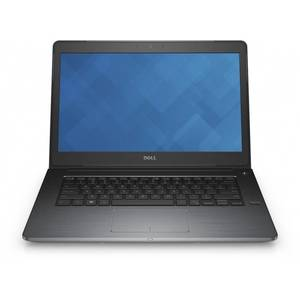 Laptop Dell Vostro 5459 14 inch HD Intel Core i5-6200U 4GB DDR3 500GB HDD nVidia GeForce 930M 2GB BacklitKB FPR Windows 10 Pro Grey