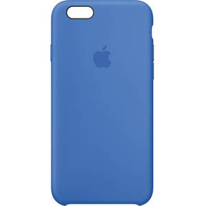 Husa Protectie Spate Apple iPhone 6s Silicone Case - Royal Blue