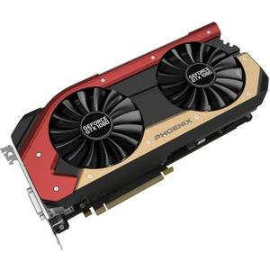 Placa video Gainward nVidia GeForce GTX 1080 Phoenix GS GLH 8GB DDR5X 256bit