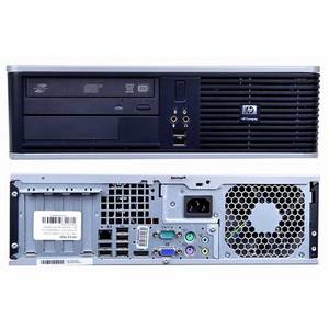 Desktop PC refurbished HP DC7900 Quad Core Q9400 2.66GHz 4GB DDR2 250GB HDD Sata DVD-RW Desktop Soft Preinstalat Windows 10 Home