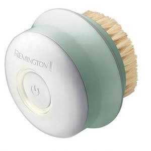 Perie de curatara corporala rotativa Remington BB1000 E51 Reveal Body Brush Wet&Dry Alb/ Verde