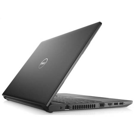 Laptop Dell Vostro 3568 15.6 inch HD Intel Core i3-6100U 4GB DDR4 1TB HDD Linux Black