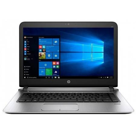 Laptop HP ProBook 440 G3 14 inch Full HD Intel Core i3-6100U 4GB DDR4 128GB SSD FPR Windows 10 Pro downgrade la Windows 7 Pro